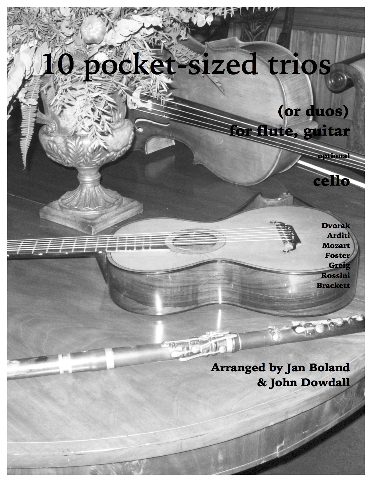 10 PocketSized Trios Jan Boland