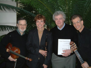 David Miller, Jan Boland, Jerry Owen, John Dowdal