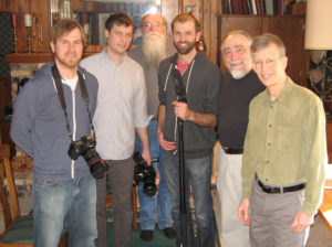 Tommy Haines, John Richard, Michael Zahs, Andrew Sherbourne, Harvey Sollberger, John Dowdall, Music and Silent Film